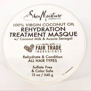 Shea Moisture Virgin Coconut Hydration Hair Mask
